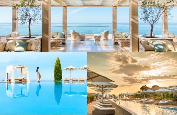 Στα 3 καλύτερα all-in στον κόσμο τα ξενοδοχεία Ikos Olivia και ...
