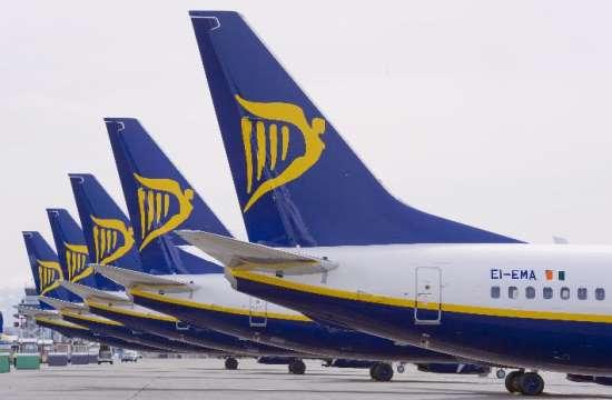 Ryanair: Όλες οι πτήσεις Ελλάδα-Ιταλία γι αυτό το καλοκαίρι – Και προς Κέρκυρα