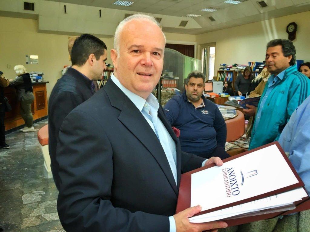 Κέρκυρα: Παραιτείται από το ΔΣ του επιμελητηρίου ο Φιλόθεος Στέλλας