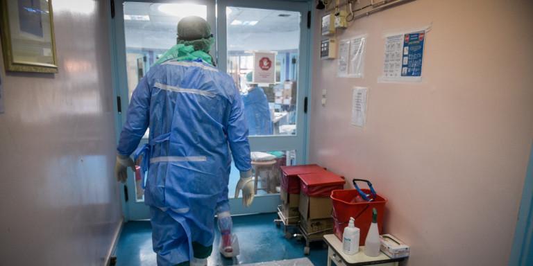Κορωνοϊός: 240 νέα κρούσματα -65 οι διασωληνωμένοι