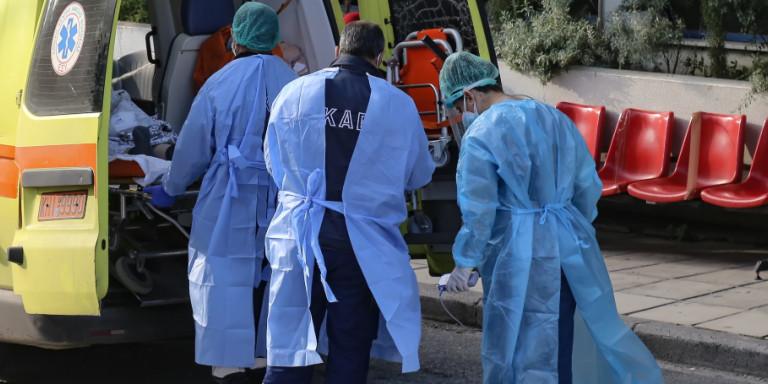 Σοκ με 108 νέους θανάτους -522 διασωληνωμένοι και 2.311 κρούσματα