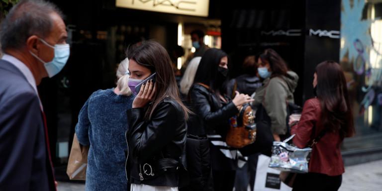 ΜΕΘ και κρούσματα μετάλλαξης προβληματίζουν -Μέτρα σε δύο νέες περιοχές, στο τραπέζι σήμερα η διπλή μάσκα