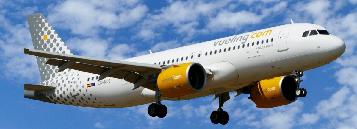 Πτήσεις της Vueling προς Κέρκυρα απο Ρώμη και Βαρκελώνη