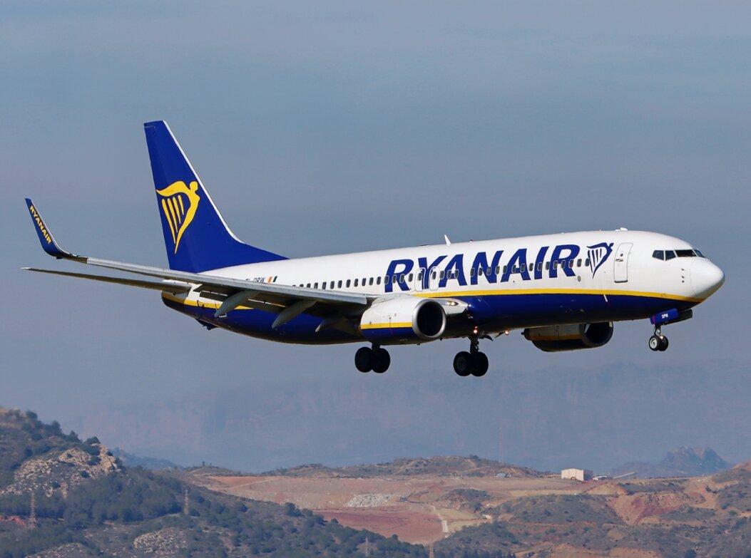 51 νέα δρομολόγια της Ryanair προς την Κέρκυρα , τη Ζάκυνθο κ' το Άκτιο