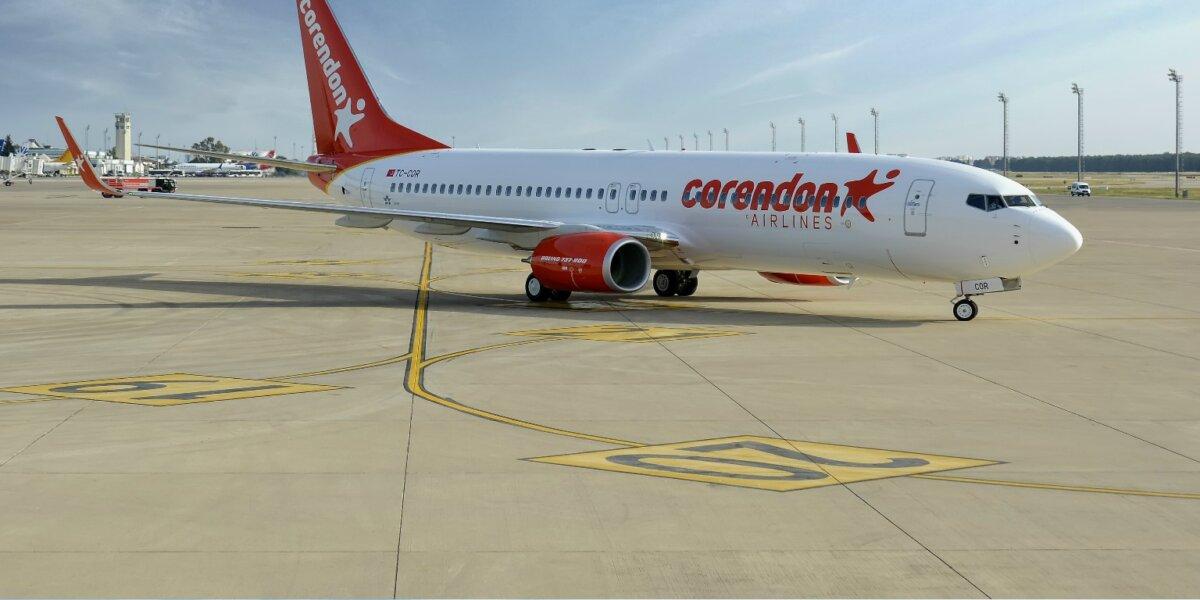 Από τις 16 Μαίου ξεκινούν οι πτήσεις της Corendon από Ολλανδία προς Κέρκυρα , Άκτιο και Ζάκυνθο