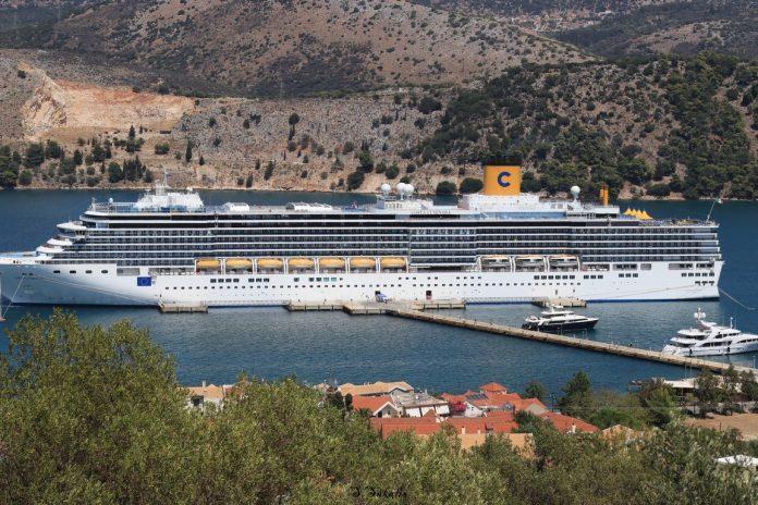 Στο Αργοστόλι το κρουαζιερόπλοιο Costa Luminosa στις 18 Ιούνη λόγω απεργίας! – Η Κέρκυρα στο νέο πρόγραμμά του