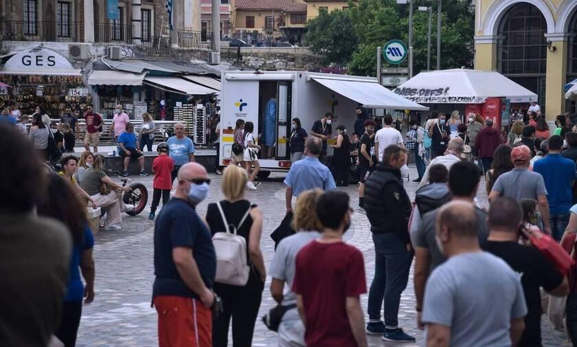 Κορονοϊός: Πληθαίνουν οι μεταλλάξεις με 1.478 νέες – Σε ποιες περιοχές της χώρας εντοπίζονται